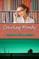 Courting Mandy by Victoria Chancellor cover