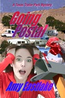 Going Postal by Amy Eastlake cover