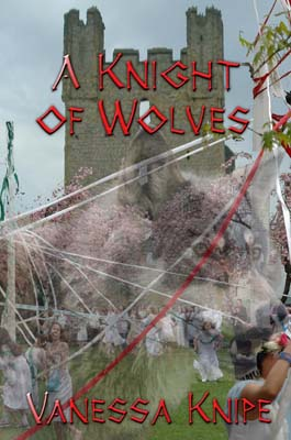 A Knight of Wolves by Vanessa Knipe