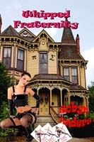 Whipped Fraternity by Robyn Anders cover